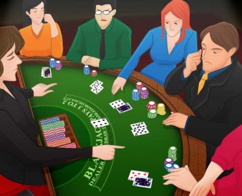 Top Tips for Blackjack